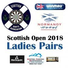 Scottish Open 2018 Ladies's Darts Pairs
