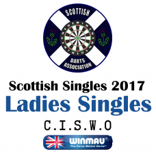 Scottish Singles 2017 Ladies's Darts Singles