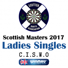 Scottish Masters 2017 Ladies's Darts Singles