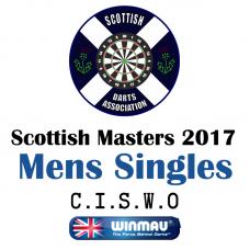 Scottish Masters 2017 Men's Darts Singles