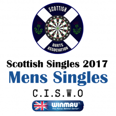 Scottish Singles 2017 Men's Darts Singles