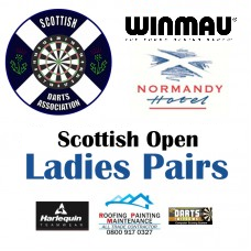 Scottish Open 2020 Ladies's Darts Pairs