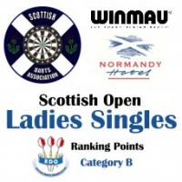 Scottish Open 2020 Ladies's Darts Singles