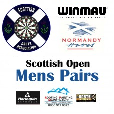 Scottish Open 2020 Men's Darts Pairs