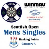 Scottish Open 2020 Men's Darts Singles