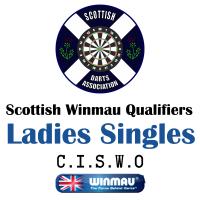 Scottish Winmau Qualifiers 2017 Ladies's Darts Singles