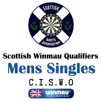 Scottish Winmau Qualifiers 2017 Men's Darts Singles