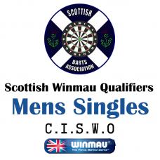 Scottish Winmau Qualifiers 2017 Men's Darts Singles