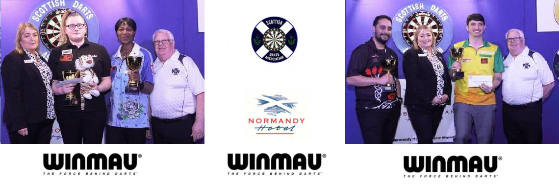 Scottish Open Pairs Champions 2019