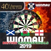 British Internationals 2019 Weekend Ticket