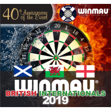 British Internationals 2019 Weekend Ticket