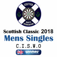 Scottish Classic 2018 Men's Darts Singles