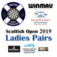 Scottish Open 2019 Ladies's Darts Pairs