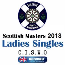 Scottish Masters 2018 Ladies Singles