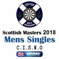 Scottish Masters 2018 Men's Singles