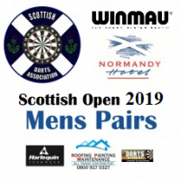 Scottish Open 2019 Men's Darts Pairs