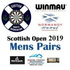 Scottish Open 2019 Men's Darts Pairs