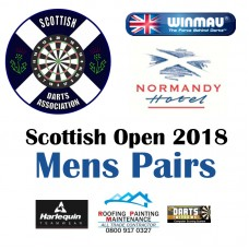 Scottish Open 2018 Men's Darts Pairs