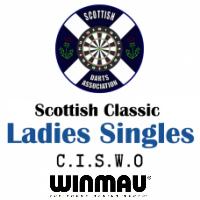 Scottish Classic 2019 Ladies's Darts Singles