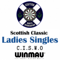 Scottish Classic 2019 Ladies's Darts Singles