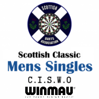 Scottish Classic 2019 Men's Darts Singles