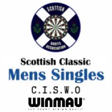 Scottish Classic 2019 Men's Darts Singles