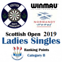 Scottish Open 2019 Ladies's Darts Singles