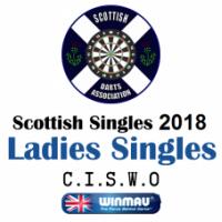 Scottish Singles 2018 Ladies's Darts Singles