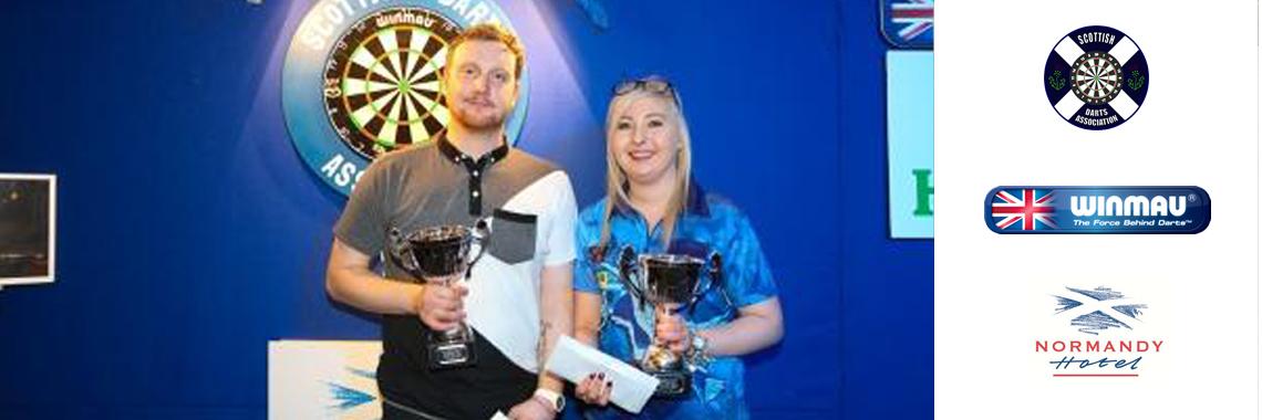 Scottish Open 2017 Singles Champions